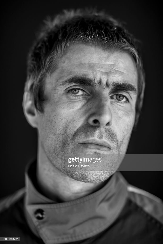 Singer and musician Liam Gallagher is photographed on June