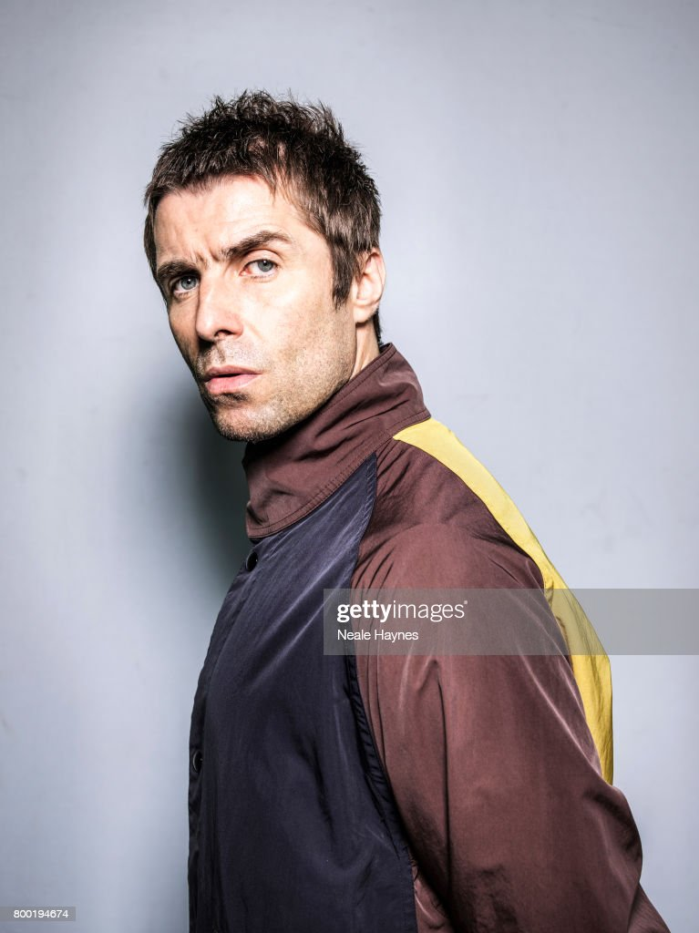 Singer and musician Liam Gallagher is photographed on June 19, 2017 in London, England.