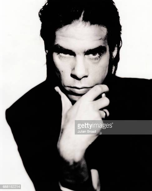 Singer and musician Nick Cave is photographed in London England