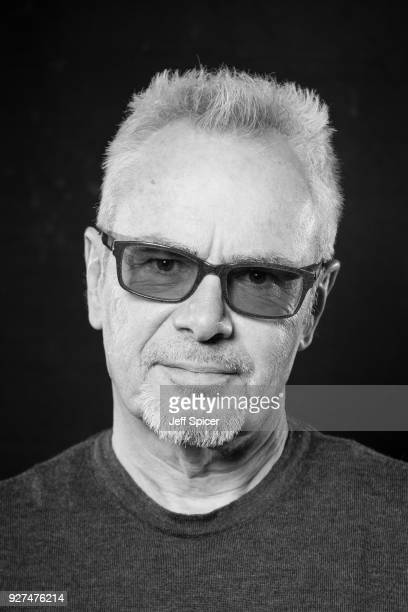 Singer and musician Nik Kershaw poses for a portrait at Cambridge Corn Exchange on March 3 2018 in Cambridge Cambridgeshire