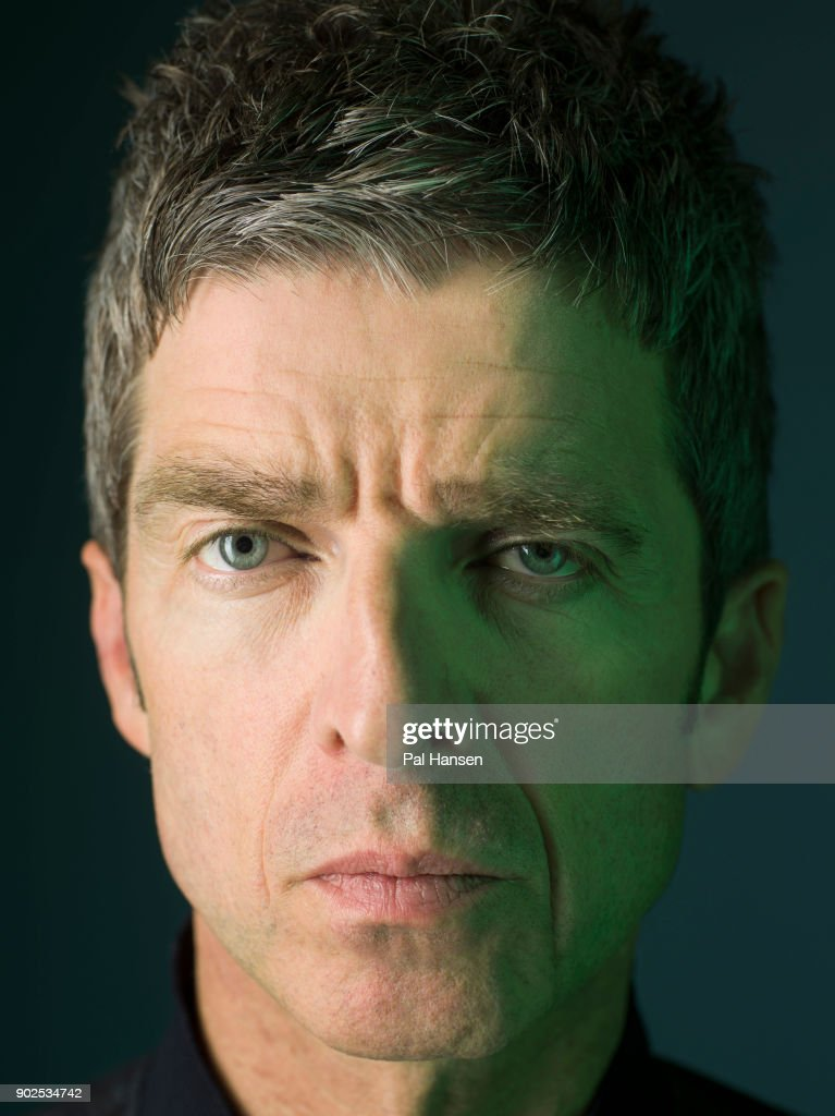 Singer and musician Noel Gallagher is photographed for Sunday Times on September 12, 2017 in London, England.