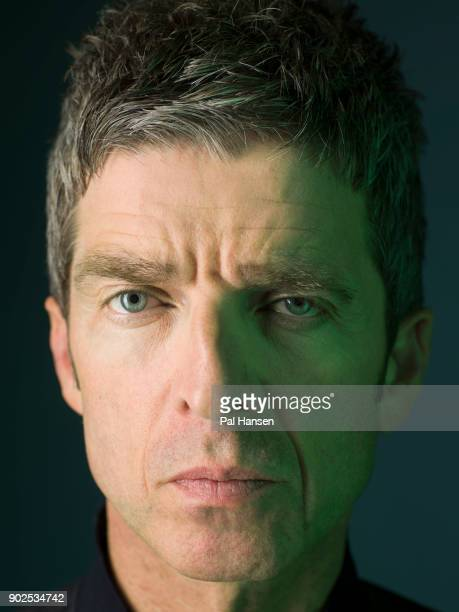 Singer and musician Noel Gallagher is photographed for Sunday Times on September 12 2017 in London England
