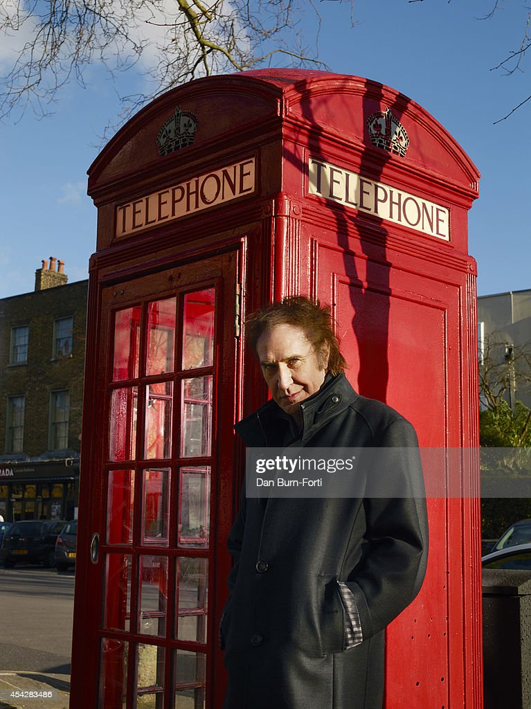 Ray Davies, Esquire UK, April 1, 2014