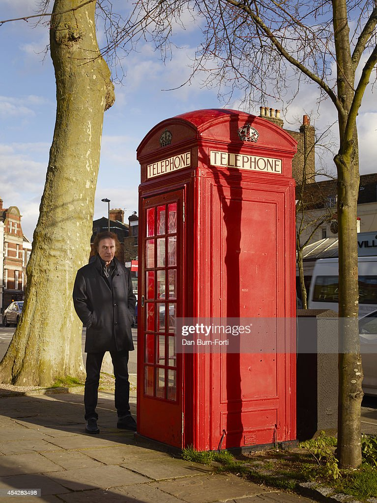 Ray Davies, Esquire UK, April 1, 2014
