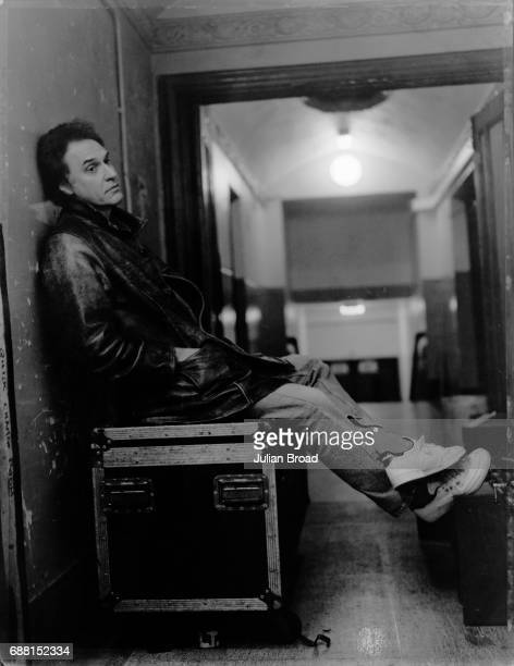 Singer and musician Ray Davies is photographed in London, England.