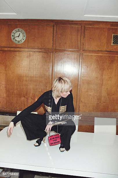Singer and musician Roisin Murphy is photographed for Fraulein magazine on March 7, 2015 in London, England.