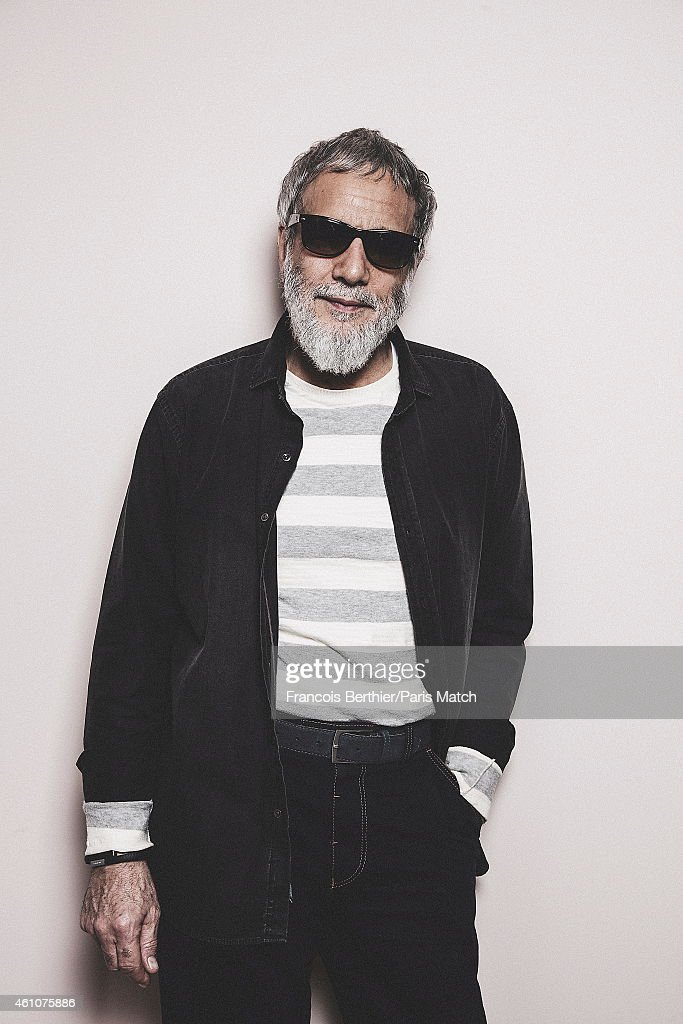 Singer and musician Yusuf Islam aka Cat Stevens is photographed for Paris Match on December 10, 2014 in Paris, France.