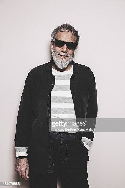 Singer and musician Yusuf Islam aka Cat Stevens is photographed for Paris Match on December 10 2014 in Paris France