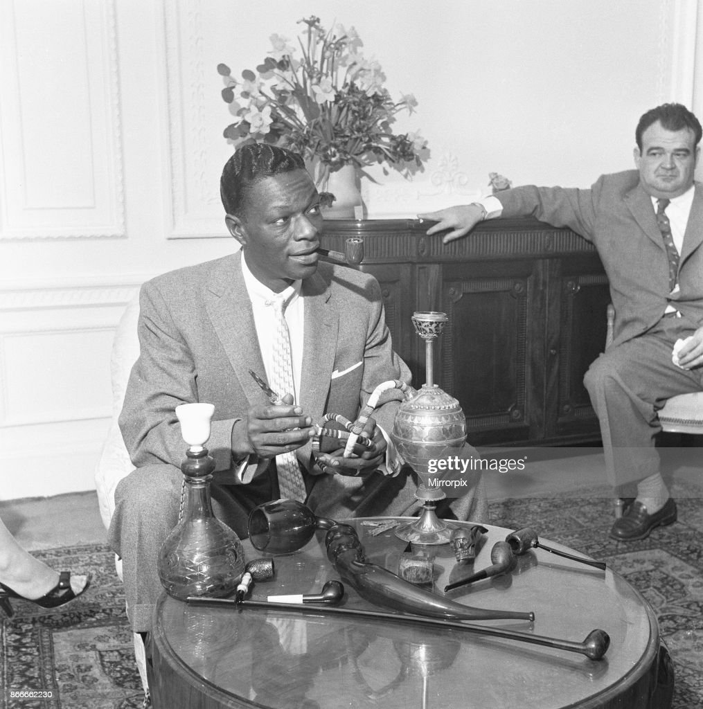 Nat King Cole : News Photo
