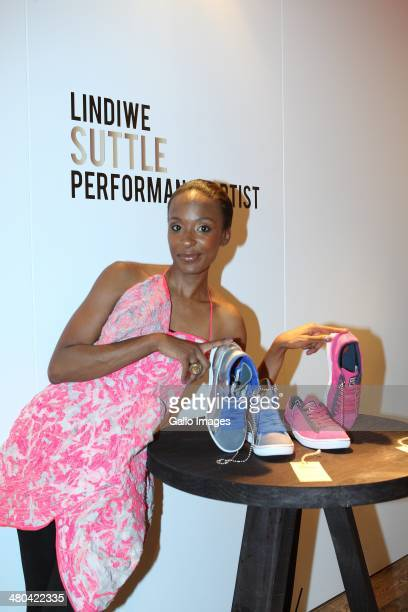 Singer and recent SA Style Awardswinner Lindiwe Suttle revealed the cool sneakers she designed as ambassadors for PumaÕs new Creative Factory Shoe...