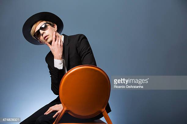 Singer and song writer Beck is photographed for Los Angeles Times on February 23 2014 in Hollywood California PUBLISHED IMAGE CREDIT MUST READ...