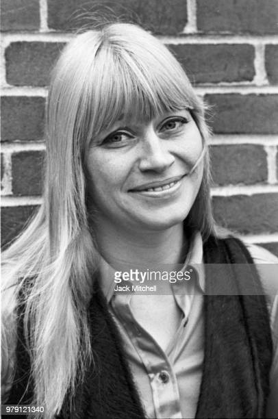 Singer and song writer Mary Travers photographed in June 1971