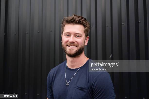 Singer and songwriter Adam Doleac is seen outside The Back Corner on June 17 2019 in Nashville Tennessee