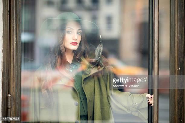 Singer and songwriter Alexa Ray Joel is photographed for Resident Magazine on November 12 2013 in New York City PUBLISHED IMAGE