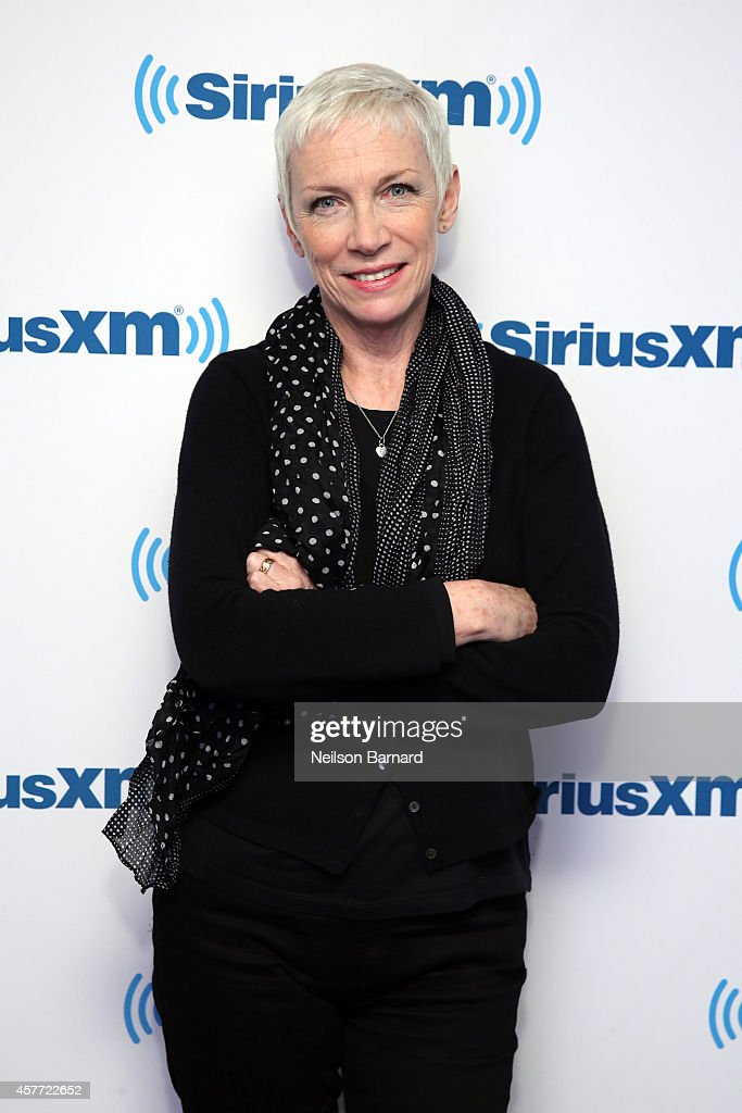 Annie Lennox Attends SiriusXM's 'Iconography: Annie Lennox' : News Photo