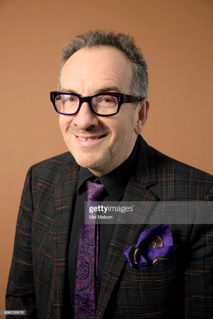 Elvis Costello, Los Angeles Times, December 9, 2017