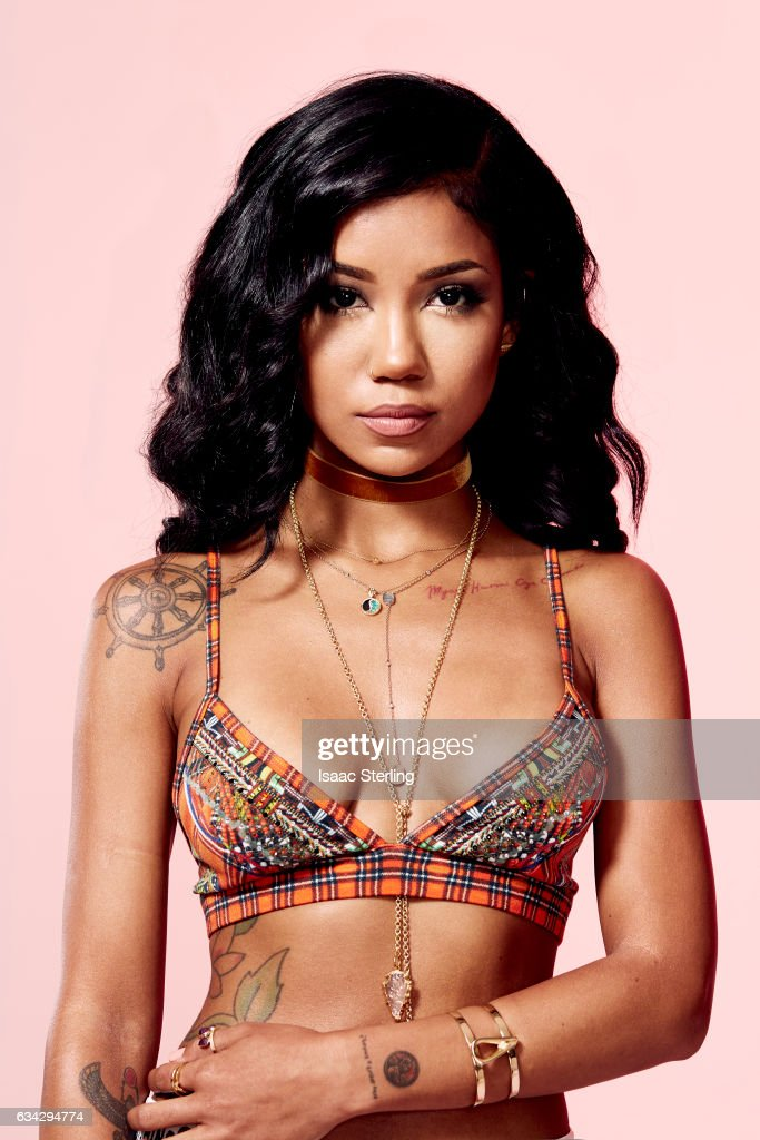 Jhene Aiko, Status Magazine, October 14, 2016