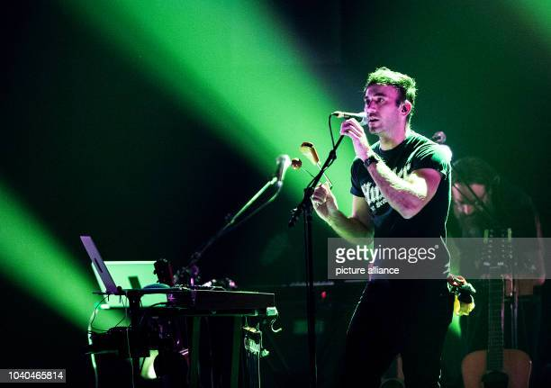 US singer and songwriter Sufjan Stevens performs on stage during a concert in Hamburg Germany 15 September 2015 The multiinstrumentalist who resides...