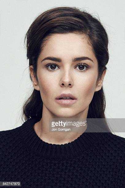 Singer and tv presenter Cheryl Cole is photographed for the Telegraph on February 5 2015 in London England