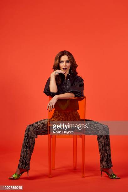 Singer and tv presenter Cheryl is photographed for the Sunday Times on December 8, 2019 in London, England.