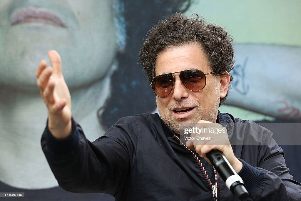 Andres Calamaro - Press Conference