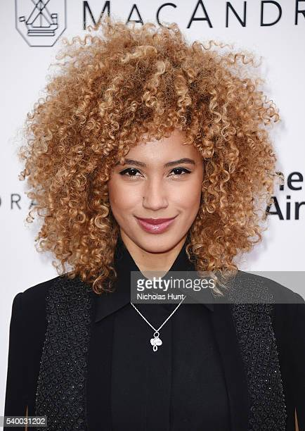 Singer Andy Allo attends 11th Annual Apollo Theater Spring Gala at The Apollo Theater on June 13 2016 in New York City