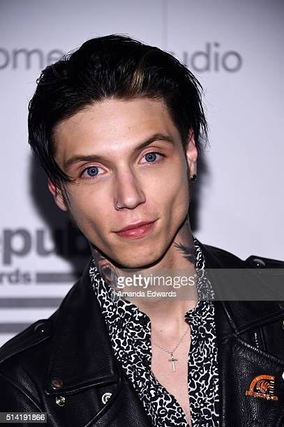 andy biersack pictures and photos getty images