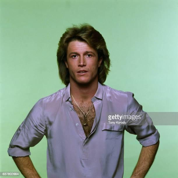 Singer Andy Gibb