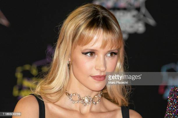 Singer Angele Van Laeken attends the 21st NRJ Music Awards at Palais des Festivals on November 09 2019 in Cannes France