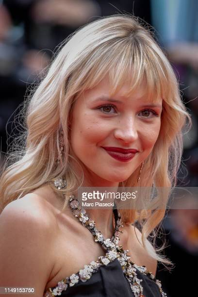 Singer Angele van Laeken attends the opening ceremony and screening of The Dead Don't Die during the 72nd annual Cannes Film Festival on May 14 2019...