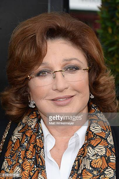 Singer Angelica Maria attends Universal Studios' 'Wizarding World of Harry Potter Opening' at Universal Studios Hollywood on April 5 2016 in...