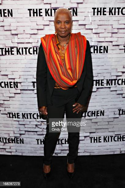 Singer Angelique Kidjo attends The Kitchen Spring Gala Benefit 2013 at Capitale on May 7 2013 in New York City
