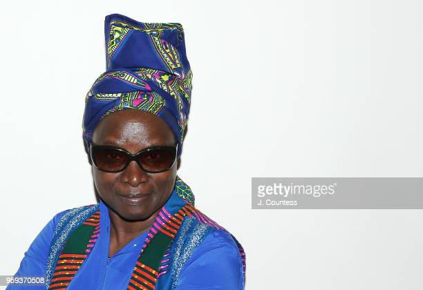 Singer Angelique Kidjo attends the opening night of the 25th African Film Festival at Walter Reade Theater on May 16 2018 in New York City