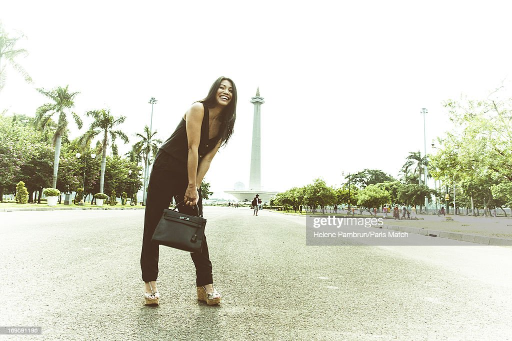 Anggun, Paris Match, Issue 3340