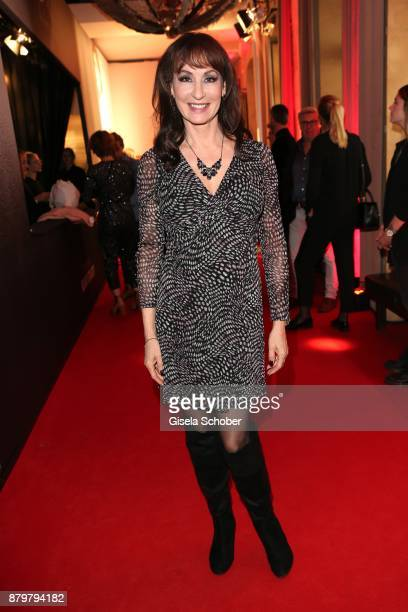 Singer Anna Maria Kaufmann during the New Faces Award Style 2017 at 'The Grand' hotel on November 15 2017 in Berlin Germany