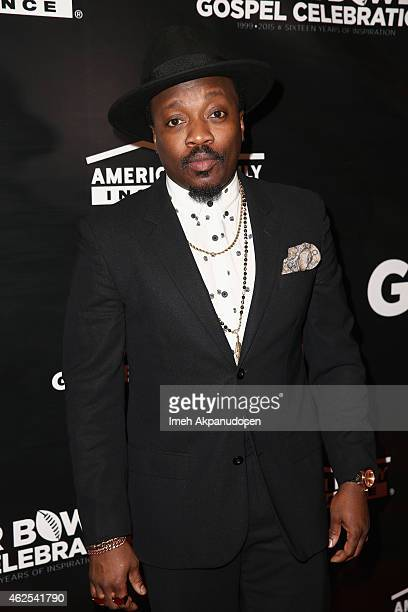 Singer Anthony Hamilton attends the 16th Annual Super Bowl Gospel Celebration at ASU Gammage on January 30 2015 in Tempe Arizona