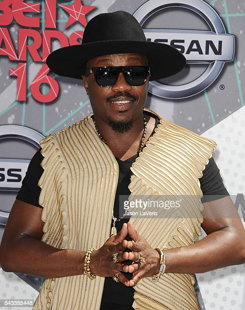 Singer Anthony Hamilton attends the 2016 BET Awards at Microsoft Theater on June 26 2016 in Los Angeles California