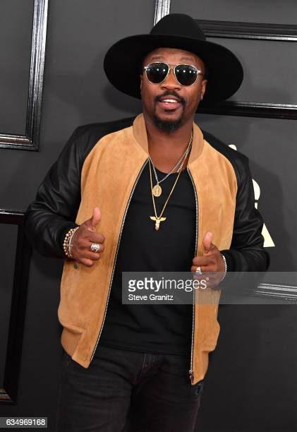 Singer Anthony Hamilton attends The 59th GRAMMY Awards at STAPLES Center on February 12 2017 in Los Angeles California