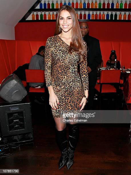 Singer Antonella Barba attends Noel Ashman's New Year's Eve 2011 at Nuela on December 31 2010 in New York City