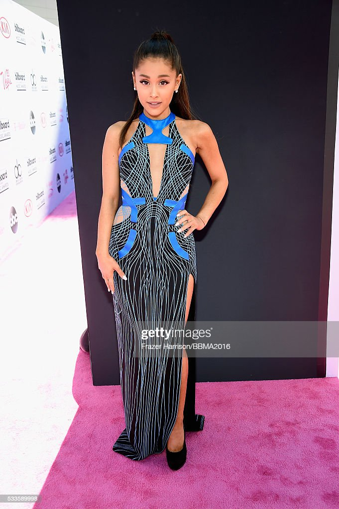 Singer Ariana Grande attends the 2016 Billboard Music Awards at T-Mobile Arena on May 22, 2016 in Las Vegas, Nevada.