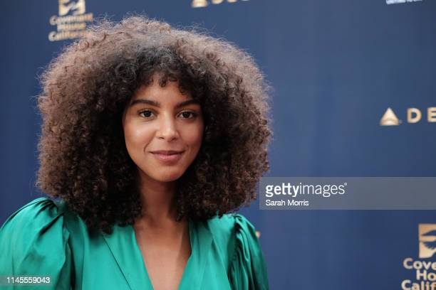 Singer Arlissa attends A Night of Hollywood Stars Gala hosted by Covenant House California at The Novo by Microsoft on April 27 2019 in Los Angeles...