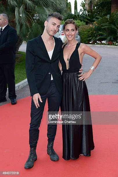 Singer Asaf Avidan arrives at the World Music Awards 2014 at Sporting MonteCarlo on May 27 2014 in MonteCarlo Monaco