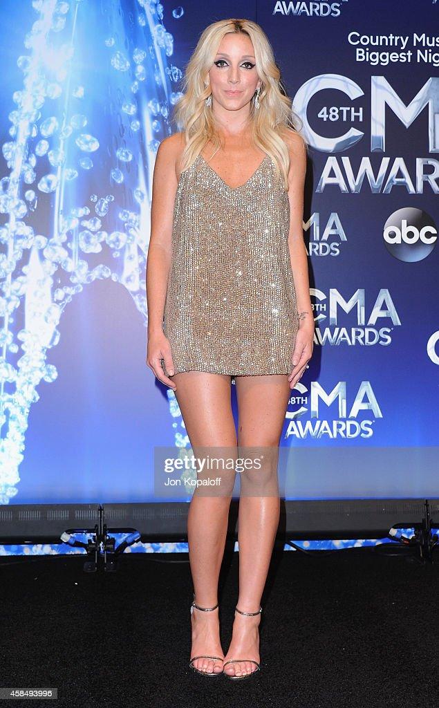 48th Annual CMA Awards - Press Room
