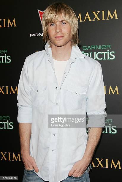 Singer Ashley Parker Angel attends Maxim Magazine's 7th Annual Hot 100 party at Buddha Bar May 17 2006 in New York City