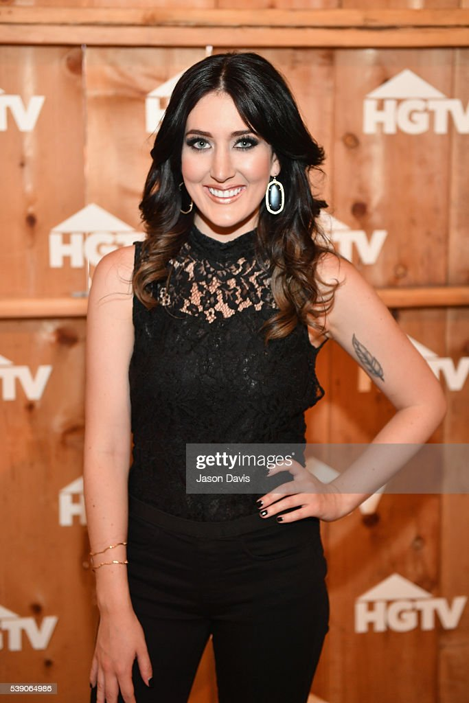 Singer Aubrie Sellers attends the HGTV Lodge at CMA Music Fest on June 9, 2016 in Nashville, Tennessee.