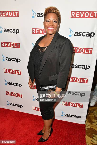 Singer AverySunshine attends the 2016 ASCAP Rhythm Soul Awards at the Beverly Wilshire Four Seasons Hotel on June 23 2016 in Beverly Hills California