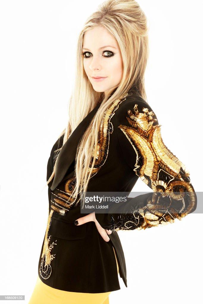 Avril Lavigne, Hello Canada, May 13, 2013 : News Photo