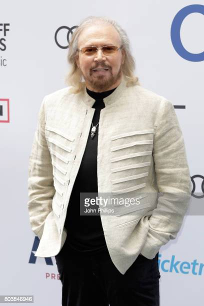 Singer Barry Gibb attends Nordoff Robbins O2 Silver Clef awards at The Grosvenor House Hotel on June 30 2017 in London England