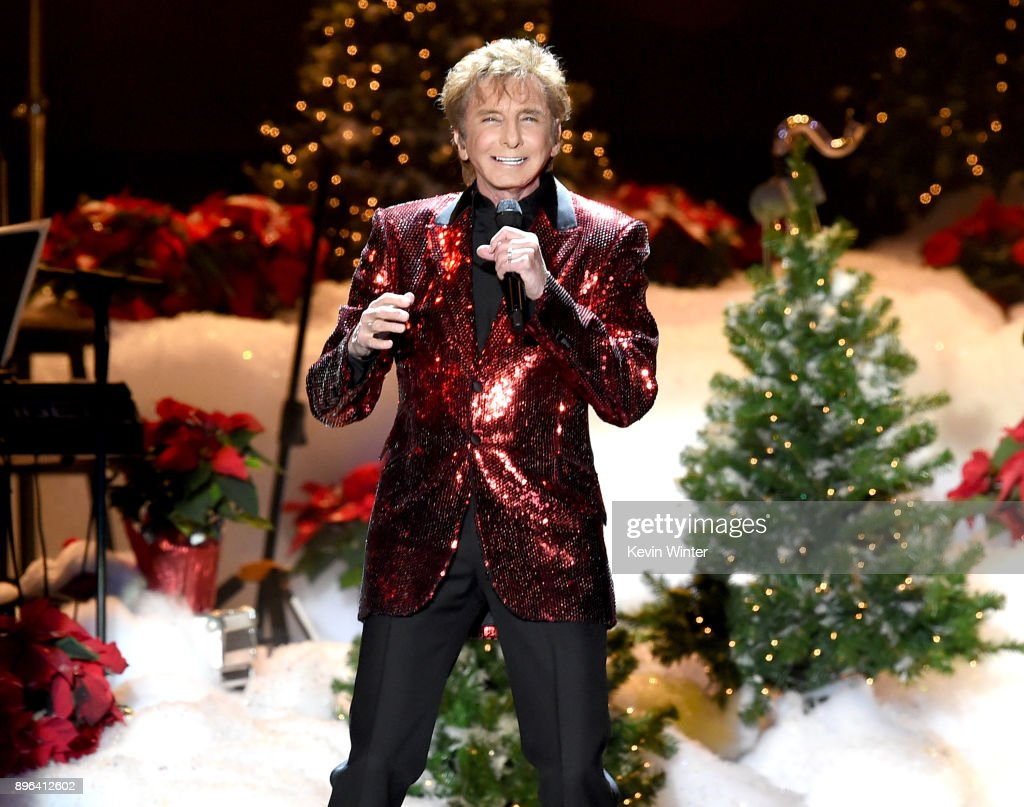KOST 103.5 Presents A Very Barry Christmas With Barry Manilow