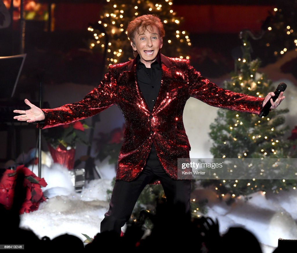 KOST 103.5 Presents A Very Barry Christmas With Barry Manilow Photos ...